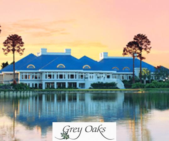 Grey Oaks Country Club logo